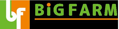 株式会社ビッグファーム(ロゴ)