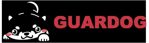 獣害対策支援団体 GUARDOG(ロゴ)
